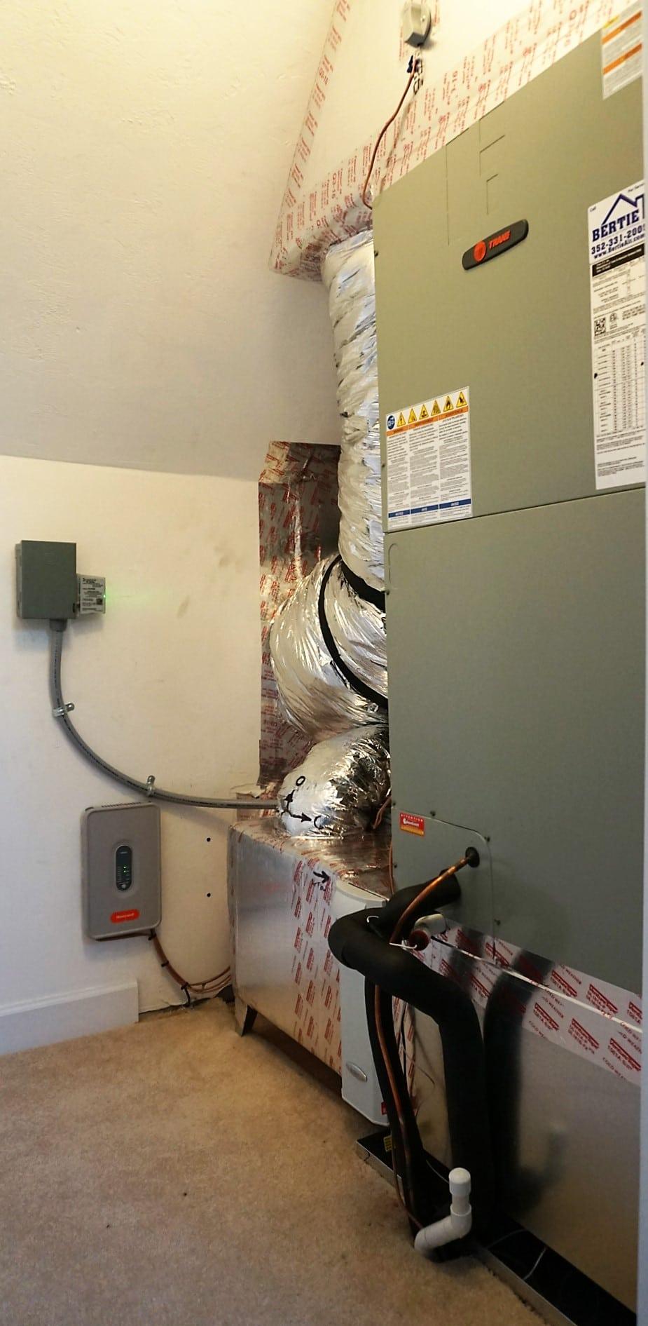 Installation Photos Bertie Heating Amp Air Conditioning Llc