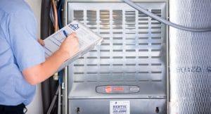 Bertie Heating & Air Conditioning consultation